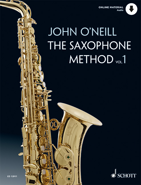 The Saxophone Method book 1 image